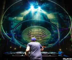 WATCH Eric Prydz Conjure A Holographic Thunderstorm Above The Crowd And More Last Night In Glasgow