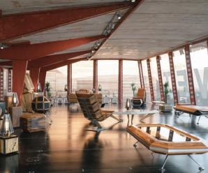 Daft Punk's creative director launches high-end futurist furniture exhibition