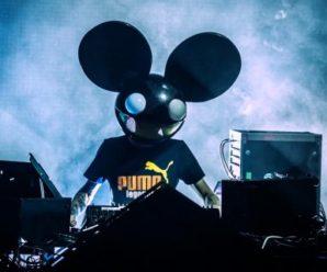 Deadmau5 announces new EP featuring Rob Swire of Pendulum