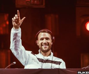 Don Diablo makes touching tribute to Avicii at Tomorrowland