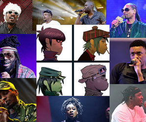 Gorillaz' Hip-Hop History: Revisiting 27 Daring Collaborations