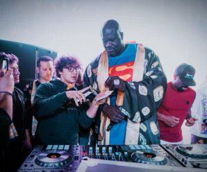 Julius Dein Literally Creates Magical Festival Experiences