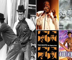 July 13 in Hip-Hop History: Gerald Levert, Run-DMC + More