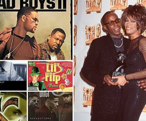 July 18 in Hip-Hop History: Whitney Houston & Bobby Brown Wed