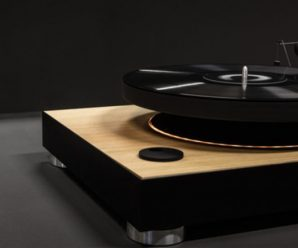 Kickstarter funds world's first floating turntable