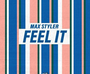 "Max Styler Releases New Impressive Track ""Feel It"""