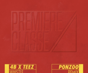 Ponzoo Gives 4b x Teez a Much Needed Bass Remix