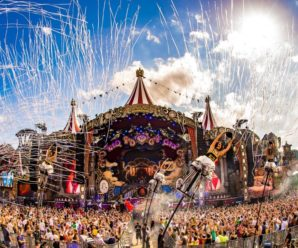 SPOILER: Tomorrowland 2018 Main Stage Construction Begins