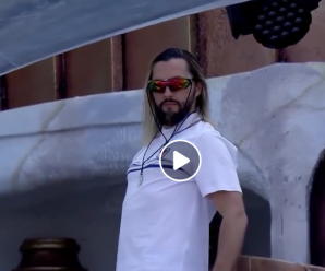 Salvatore Ganacci Trolled Everyone At Tomorrowland 2018