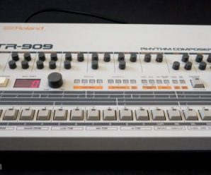 Some legend made a video showing some of the most iconic 909 patterns!