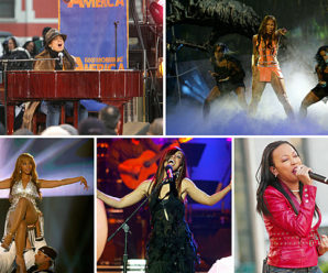 Stilettos, Sales, & Tipping Scales: Reflecting on 2003 Female R&B
