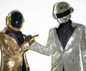 There's a new Daft Punk book out that charts the band's history & success