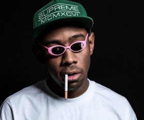 Tyler, the Creator serves up another spicy new freestyle, this time rapping over Baby & Drake's 'Yes Indeed'