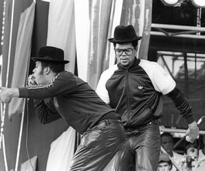 Walk This Aid: Run-DMC Performs at Live Aid in 1985