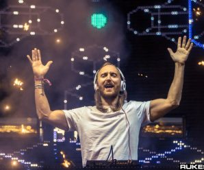 Watch This Throwback Video Of David Guetta DJing With 4 Vinyl Decks At Club Space Ibiza From 2003