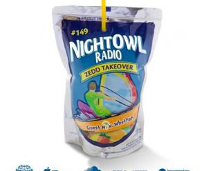 Zedd takes over episode #149 of Night Owl Radio [Stream]