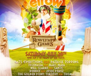 """elrow Announces Massive Lineup Of B2B's For Outdoor """"Rowlympics"""" At The Brooklyn Mirage"""