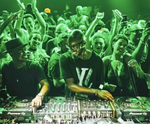 20 insanely amazing snaps from Black Coffee's residency at HÏ Ibiza