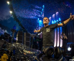 Armin van Buuren releases his full Tomorrowland set from A State of Trance stage