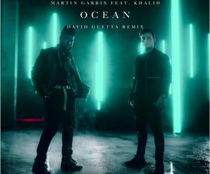 """David Guetta Finishes Off The Remixes Of Martin Garrix & Khalid's """"Ocean"""""""