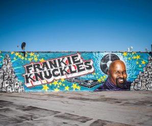Frankie Knuckles' beloved Chicago mural set for rebirth
