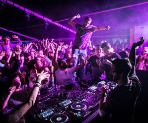 Hot Since 82 shiver timbers, DJs live from a pirate ship [Watch]