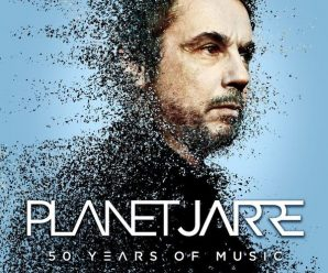 Jean-Michel Jarre continues to celebrate a lifetime of work on 'Herbalizer' – Dancing Astronaut