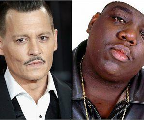 Johnny Depp Movie About Biggie's Murder Shelved