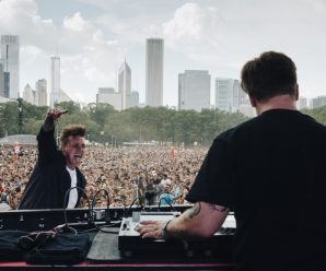 Kayzo Brought Out Papa Roach's Jacoby Shaddix During Lollapalooza Set