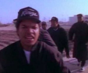N.W.A.- 'Straight Outta Compton': Throwback Video of the Day