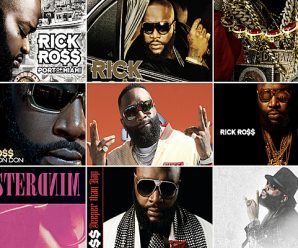 Rick Ross Solo Albums, Ranked