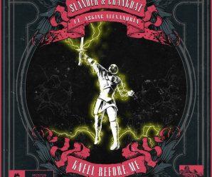 """Slander & Crankdat Team Up To Release Metal Infused Single """"Kneel Before Me"""" Featuring Asking Alexandra"""