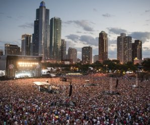 Teen dies after being found unresponsive at Lollapalooza