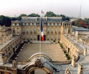 The French presidential palace is hosting its first ever rave later this month