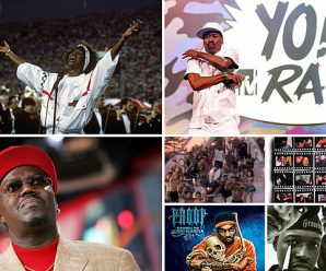 The Voice is Born: August 9 Hip-Hop History