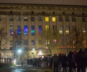 There's a Berghain themed party happening and we're not sure how we feel about it