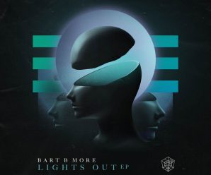 Bart B More releases two-track 'Lights Out' EP