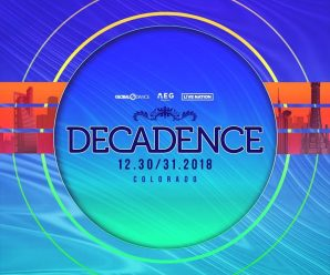 Decadence 2018 Lineup Announced Featuring Skrillex, Eric Prydz, Above & Beyond And More