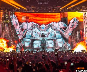Excision Teases New Lost Lands 2nd Main Stage: The FIVE STORY TALL Wompy Woods