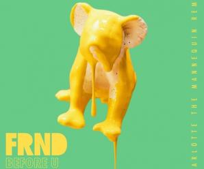FRND – Before U I Didn't Exist (Charlotte The Mannequin Remix)