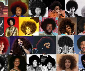 Music's Greatest Afros