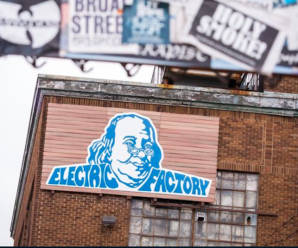 Philly's Electric Factory Aqcuired; New Name Decided Via Crowdsourcing