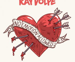 Ray Volpe releases energetic dubstep EP, 'No Emotion Allowed'