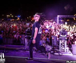 Skrillex Teases New Remix Of One Of 2018's Biggest Hit Records