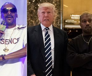 Snoop Dogg Says 'F— You' to Kanye West for Supporting Trump