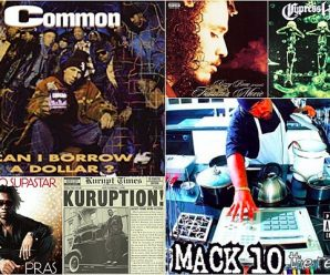 Common Asks to Borrow A Dollar: Oct. 6 in Hip-Hop History