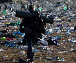 Glastonbury Festival seeking to ban plastic bottles come 2019