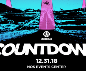 Insomniac's Countdown New Year's Eve Lineup Includes Tiesto, Afrojack + extra