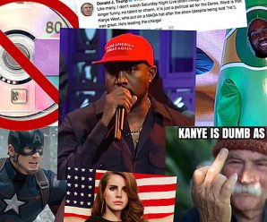 Kanye West's Wild Weekend: Trump Rant, Name Change, No Album
