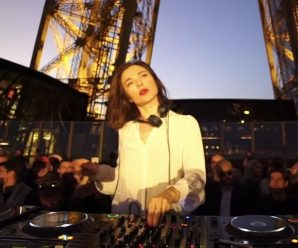 Nina Kraviz ensconces the City of Love in a techno trance with Eiffel Tower set [Watch] – Dancing Astronaut